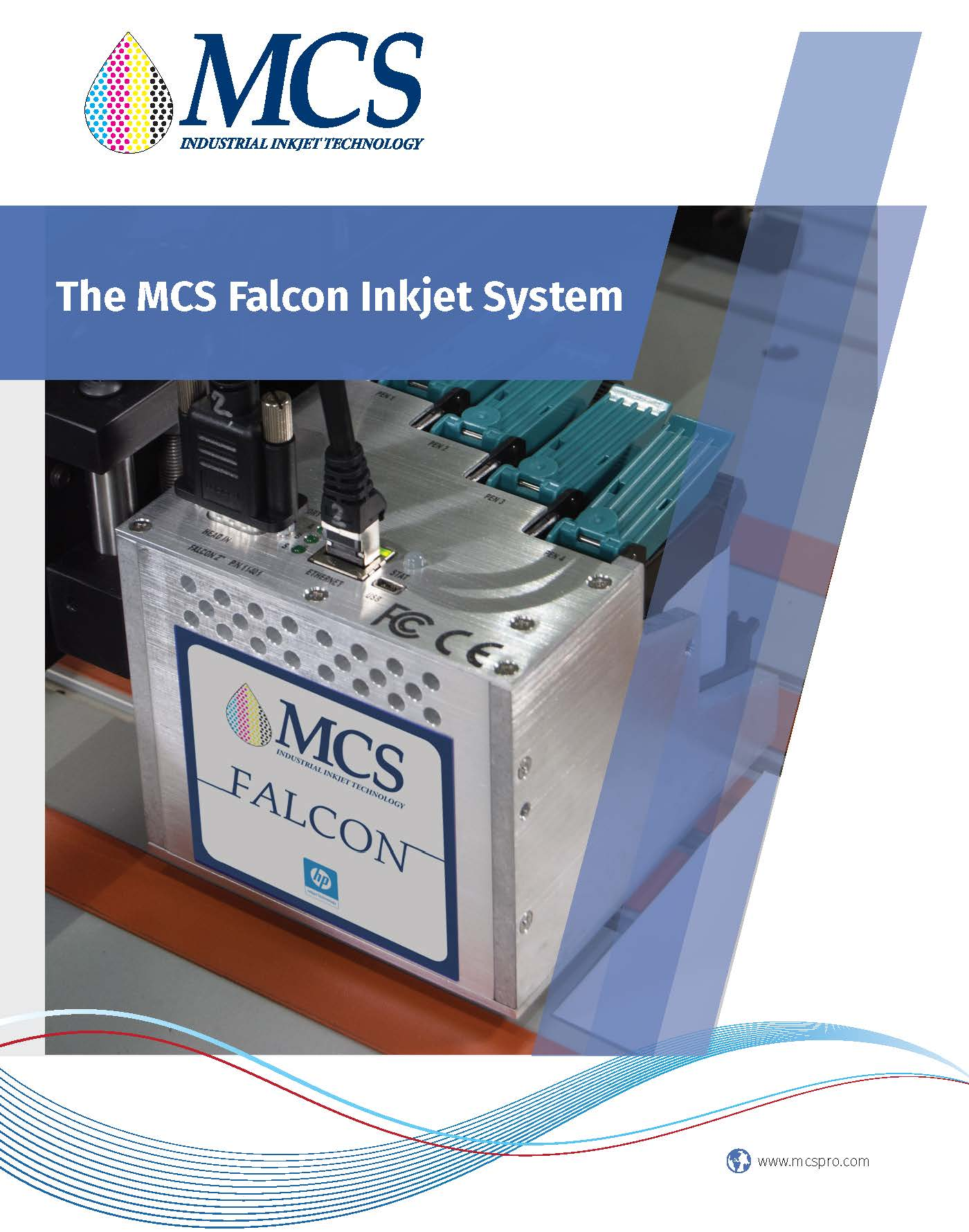 MCS FALCON INKJET SYSTEM