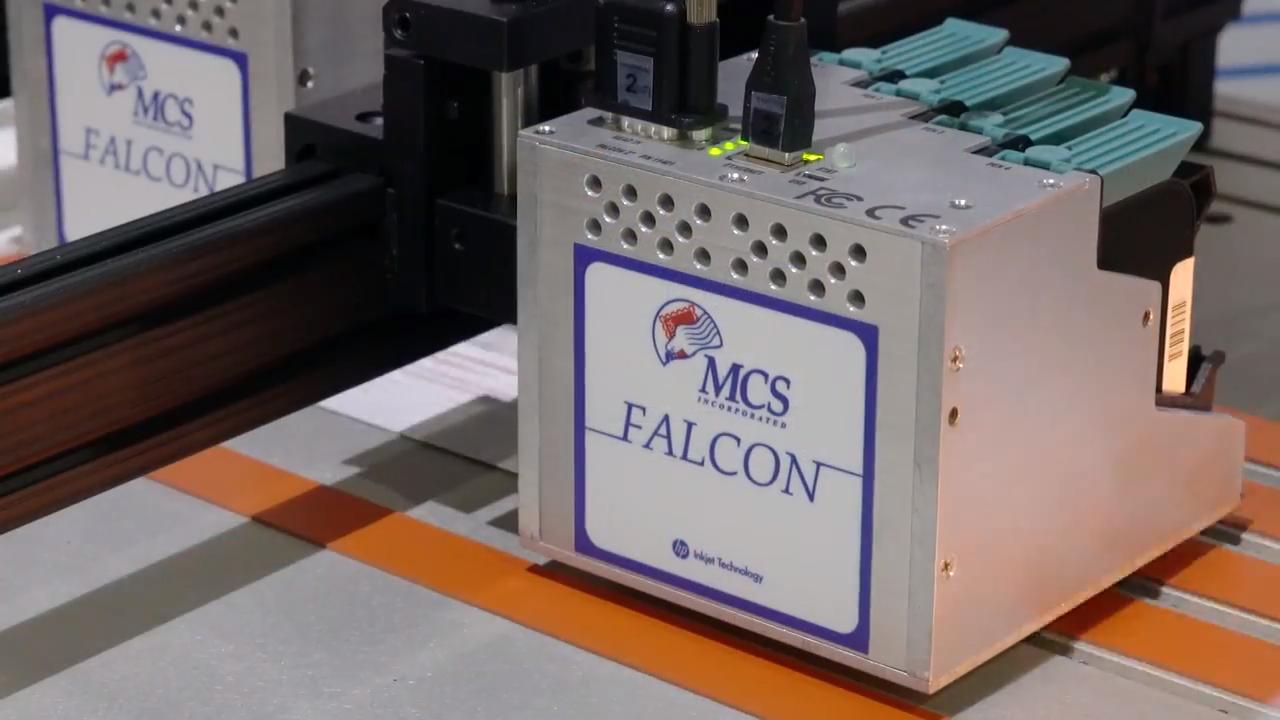 MCS Falcon Inkjet