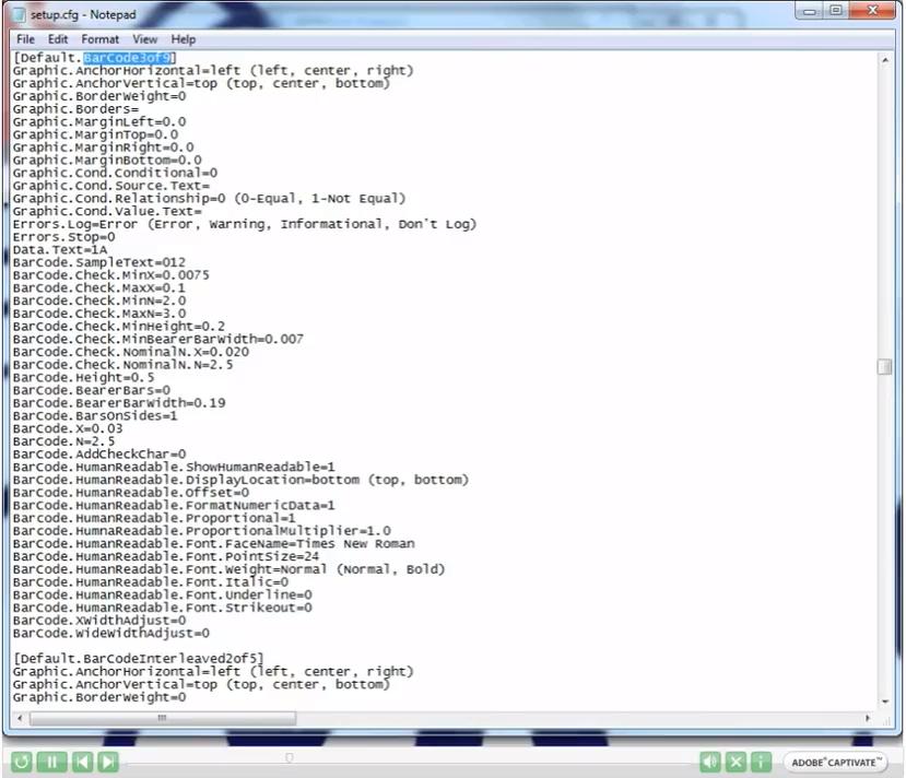 MCS: Shave Pixels off of Barcodes