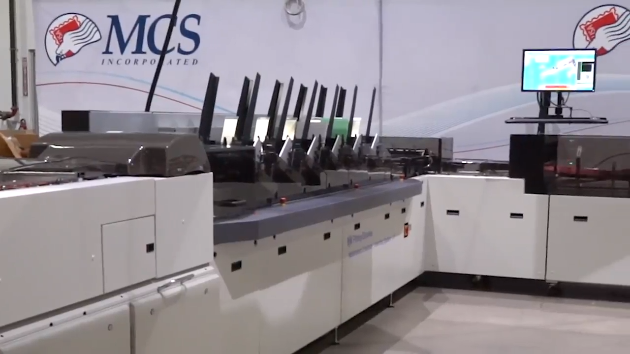 MCS FTS High Speed Inserter
