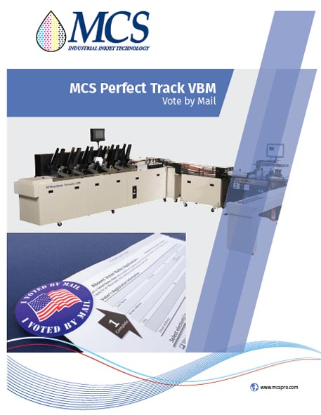 MCS Perfect Track VBM Vote by Mail