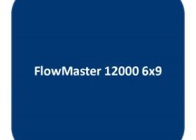 FlowMaster 12000 6×9